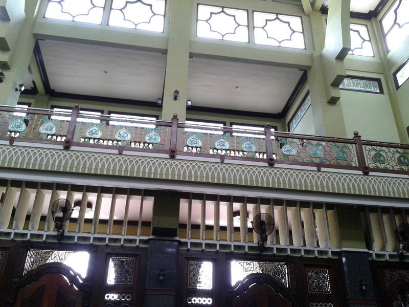 Masjid Purwogondo Jepara,  Penuh Ukiran Indah Khas Jepara