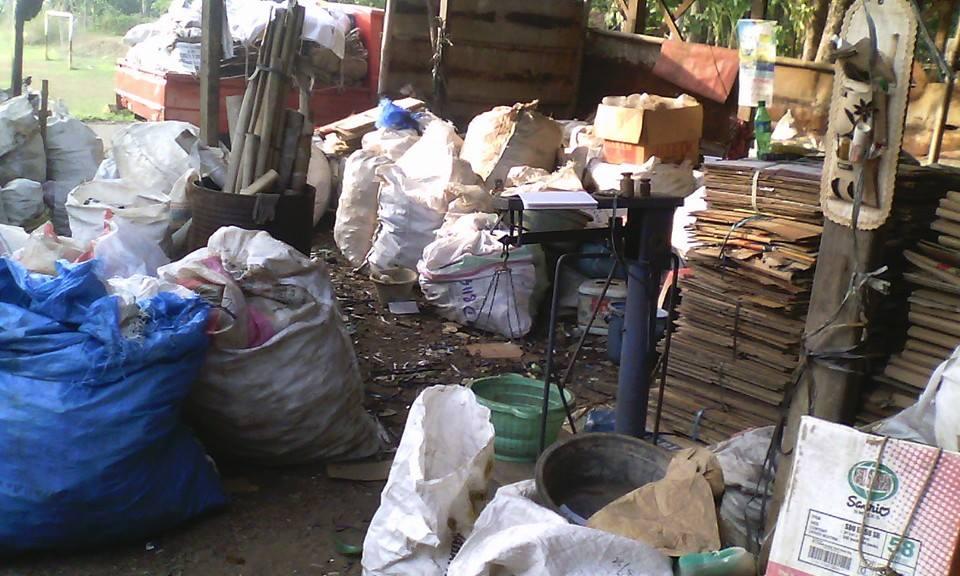 Bank Sampah Sejahtera Sukodono , Salah Satu Alternatif Tangani Sampah Di Pedesaan