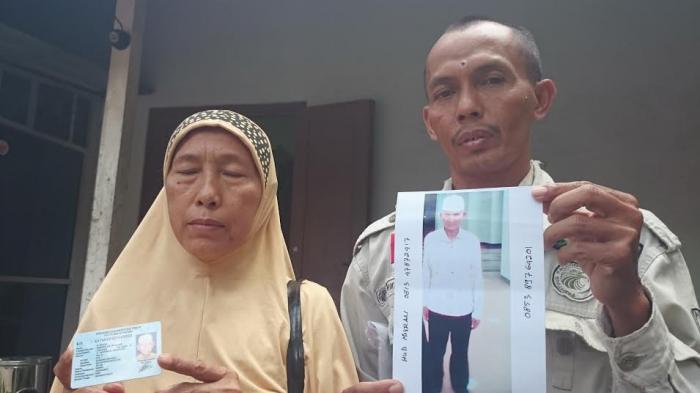 H. Sakur Peziarah Asal Kalimantan ,Hilang Di Kudus Belum Ditemukan