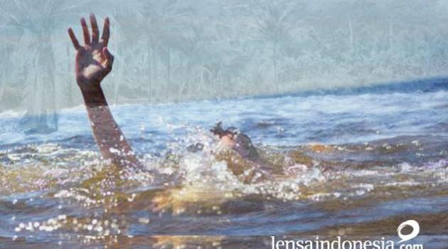 Seorang Ibu di Jepara Hanyut Terbawa  Air Banjir