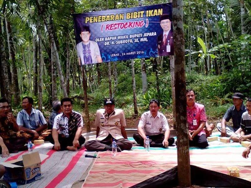 Giliran Desa Lebak Pakis Aji , Dikunjungi Pak Bro Lagi