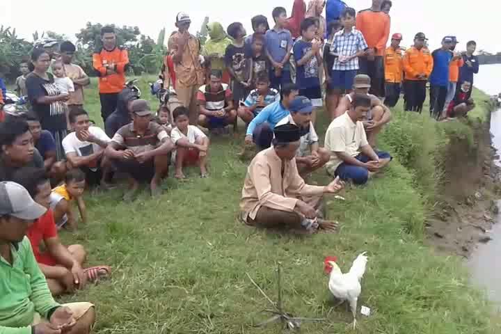 Pencarian Korban Tenggelam Di Desa Karangaji Datangkan Para Normal