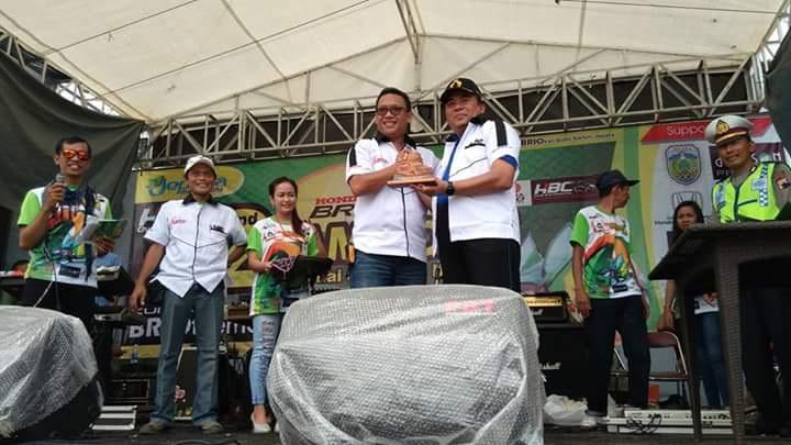 2nd Jambore Honda BRIO Community (HBC) Regional Jateng  Di Bandengan Jepara Meriah