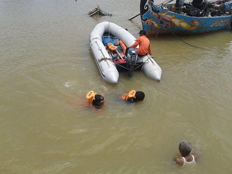 Mbah Umi Sudah Di Temukan Jam 10 malam , Di Dekat Jembatan Karangaji