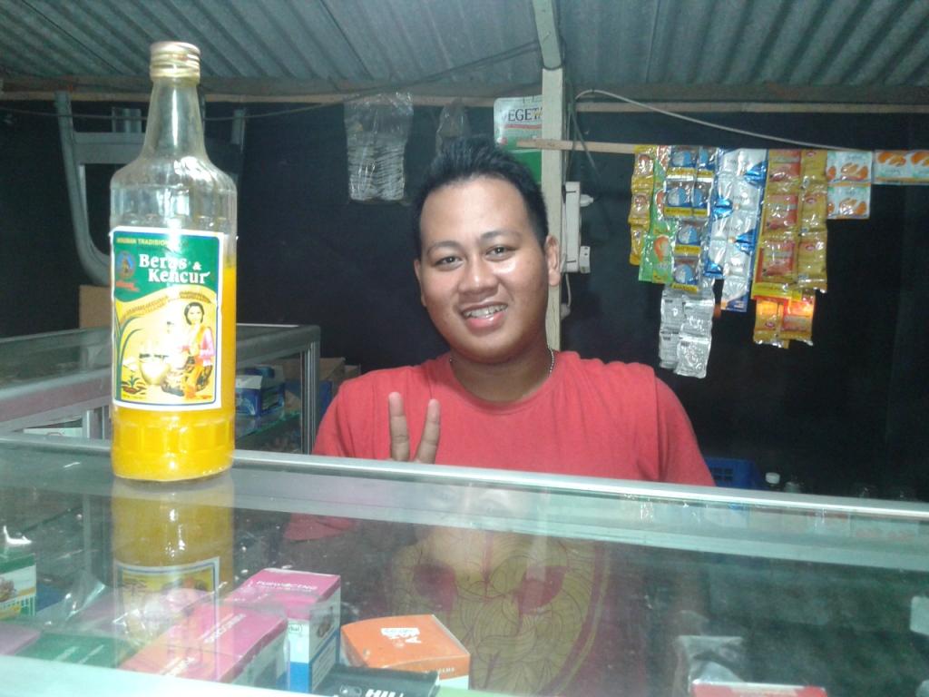 Kedai Jamu Herbal Kedungmalang, Sediakan Jamu Pegal Linu Sampai Jamu Kuat
