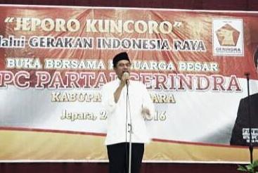 Pendukung Subroto Mak Plong , Setelah Gerindra Merapat
