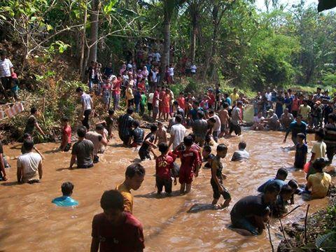 2 warga Dapat Motor dari Festival Gogo Lele  di Kawak