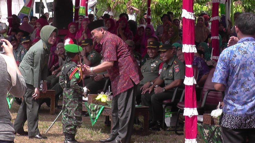 TMMD Reg- 97  Jepara Sasaran Desa Bringin Bate Alit