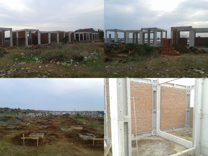 Rumah Nelayan Di Kedungmalang Jepara Mulai Digarap