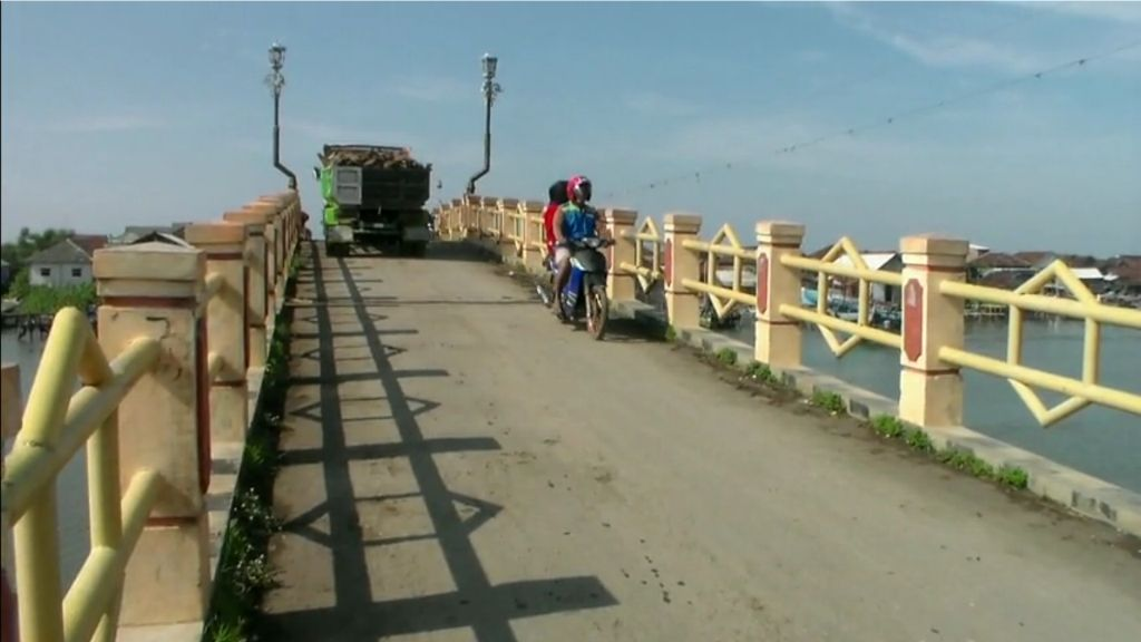 Jembatan Kedungmalang Jepara Butuh Perbaikan Dari Pemda