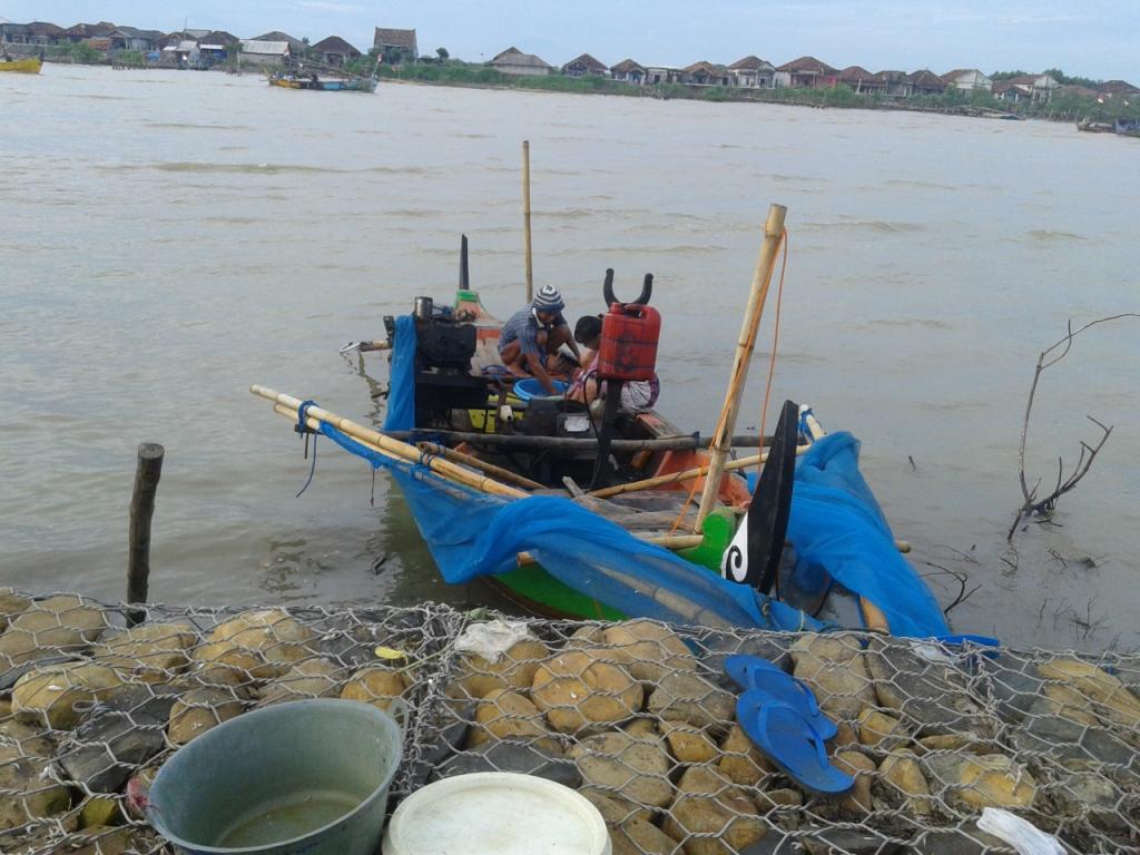 Nelayan Kedungmalang Tak Hanya Punya Satu Alat tangkap