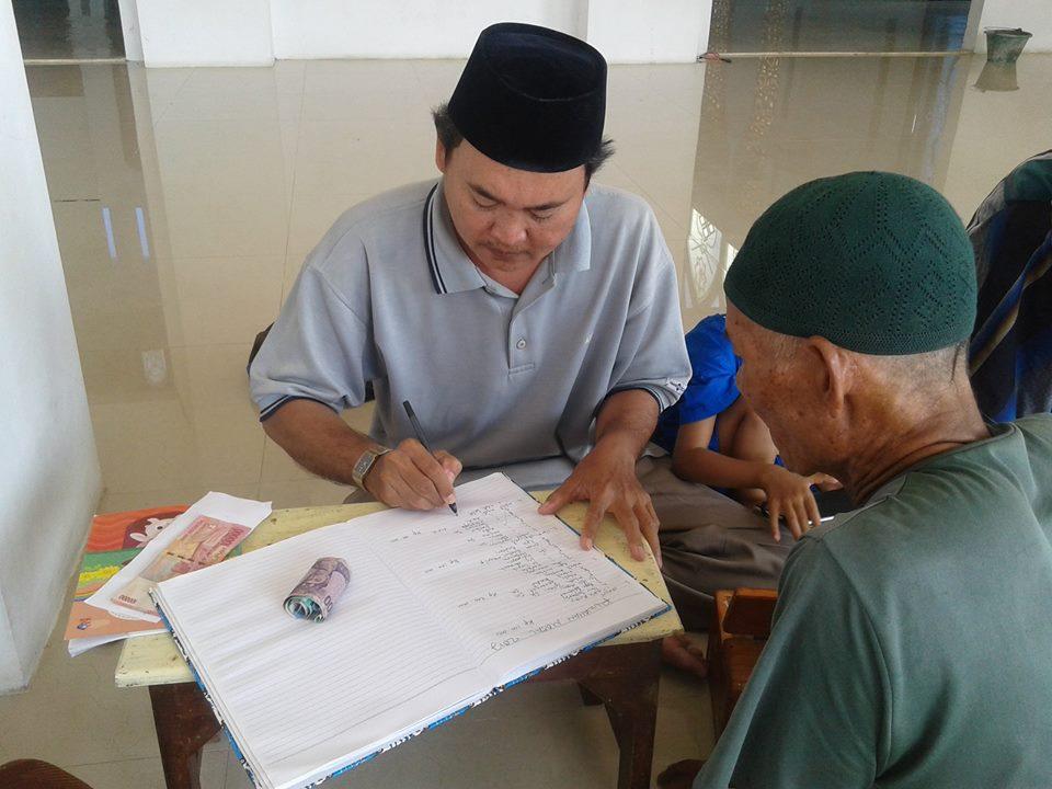 Ini Cara Galang Dana Untuk Masjid , Lewat Ruwahan Massal di Bulan Sya'ban
