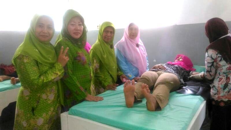 Kader Muslimat NU Tak Perlu Malu Untuk Cek Kesehatan Perempuan