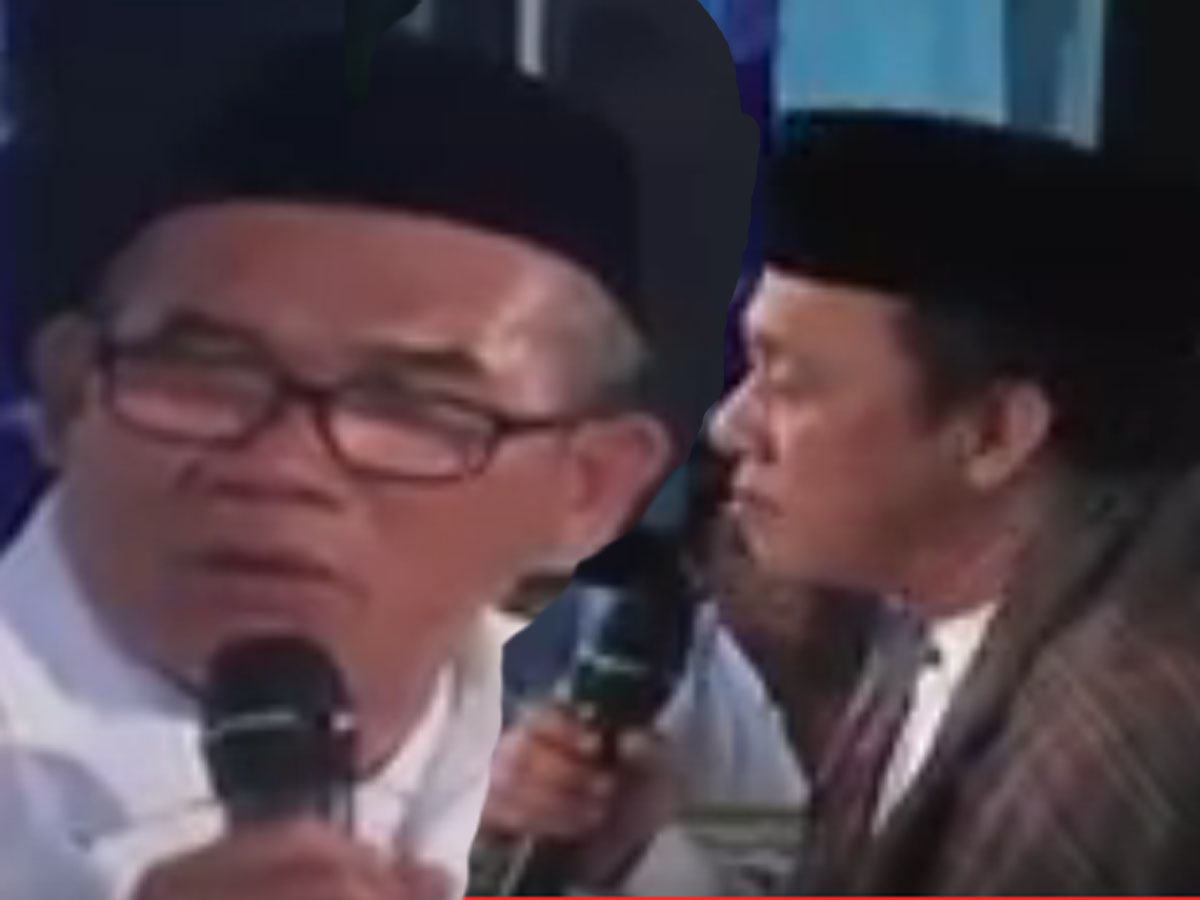 Bupati Demak HM. Natsir , Mujahadah Harus Kita Kembangkan dan Pertahankan