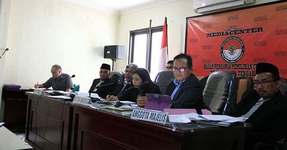 Gagal di MK  , Sulaiman Adukan Sengketa Pilkada ke  DKPP