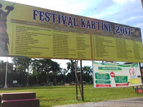 Bulan April Bulan Festival Kartini , Ini Jadwal Selengkapnya
