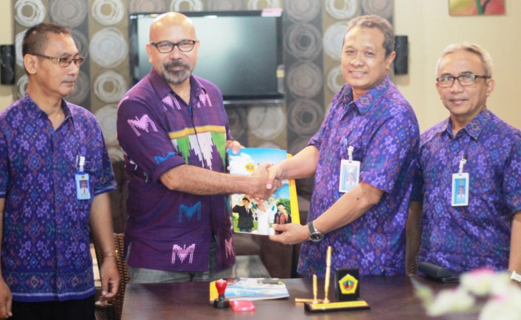 UMK – La Tofi School Jalin Kerja Sama