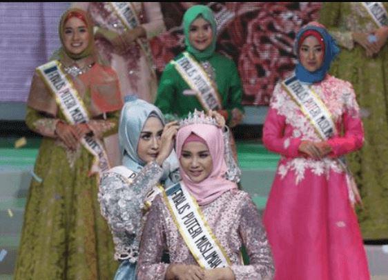 Selamat !!!!  Syifa Fatimah dari Pecangaan  , Putri Muslimah Indonesia 2017