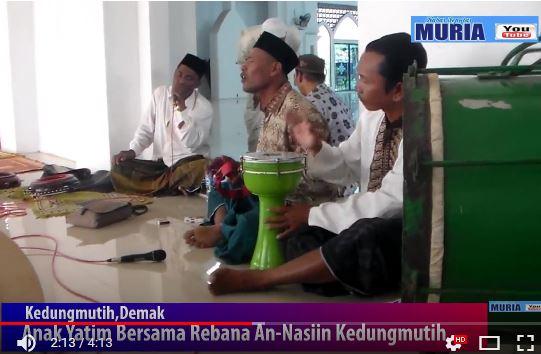 Grup Rebana An-Nasiin Kedungmutih, Grup Rebana Tradisional Terbang Jidoor