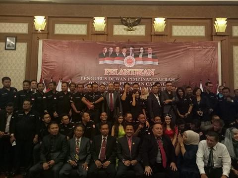 Pengurus DPC Ikadin Demak Dilantik , HM Ilyas Ketua Baru