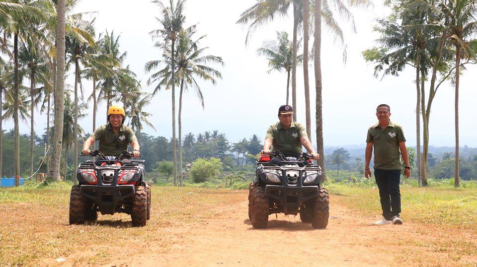 Kelapa Park , Wahana Wisata Alam Baru Di Jepara , Tunggu Kedatangan Anda