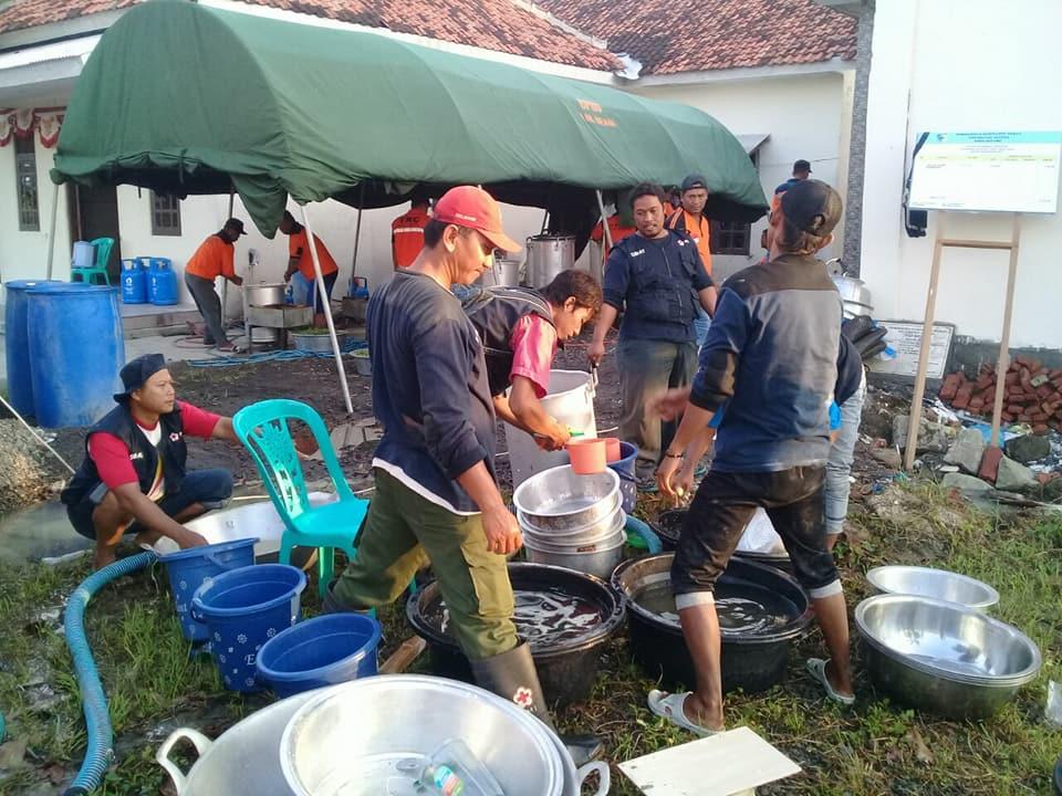 Sibat Kedungmutih Demak  , Selalu Siap Tanggulangi Bencana Banjir