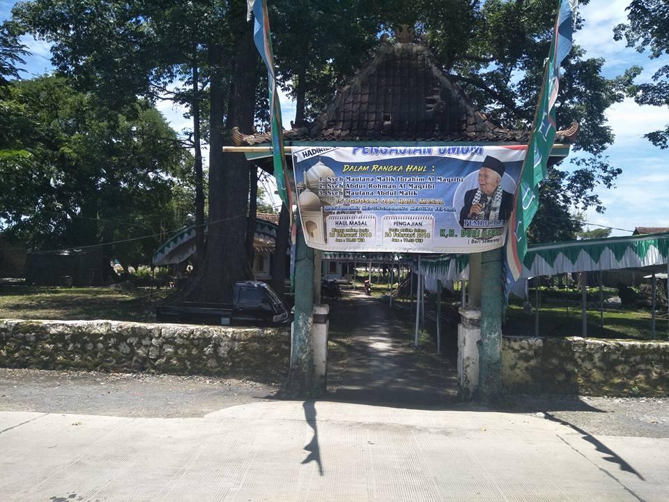 Hari Ini Haul Maulana Desa Kedungmalang Jepara, Istighosah , Karnaval dan Pengajian