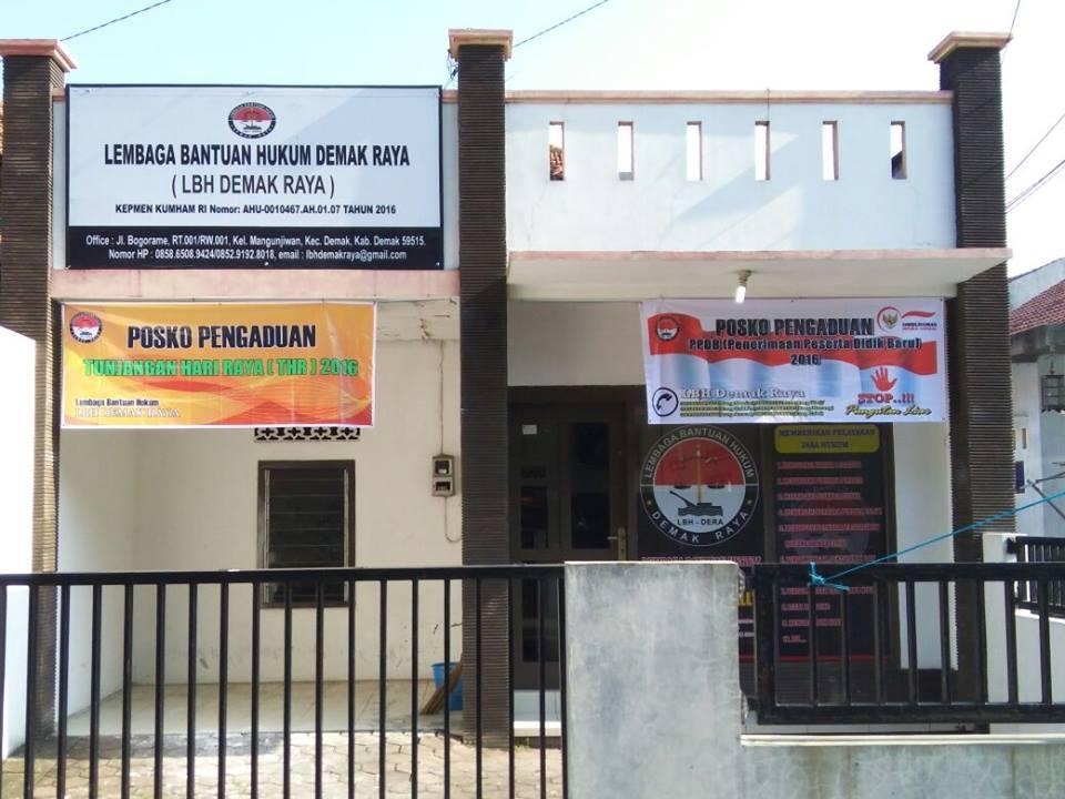 LBH Demak Raya :  Seleksi Perangkat Desa Jauh dari Transparansi