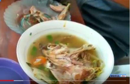 """Kuliner Jepara , Nikmatnya Pindang Srani Kepala Manyung WM """"Putra Jepara"""" Lebuawu"""
