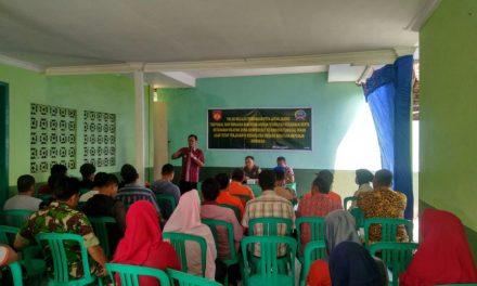 Koramil 12 Mranggen  Bina  Mitra Karib Untuk Wujudkan Kemanunggalan TNI dan Rakyat