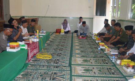 Ciptakan Aman ,Nyaman dan Kondusif , Ta'mir Masjid Agung Selenggarakan Musyawarah Bersama