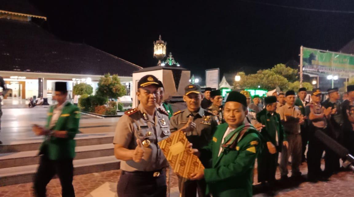 GP Ansor Demak Kutuk Aksi Kekerasan dan Radikalisme