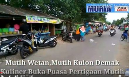 Yuk Ngabuburit di Pertigaan Desa Mutih Kulon  ,  Ada Pasar Kuliner Buka Puasa