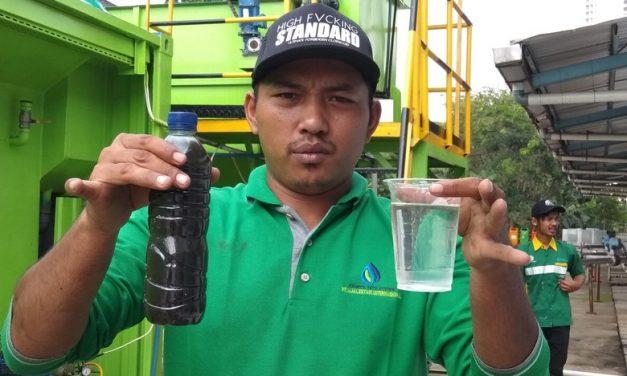 Pengin Tahu Proses Air Tinja Jadi Air Bersih Nih ………………………….