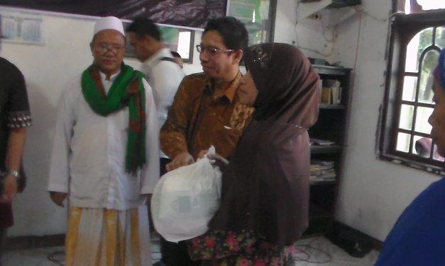 Kementerian  Perindag gandeng Sucofindo Gelar Pasar Murah Ramadhan di Ponpes Thoriqul Huda Demak