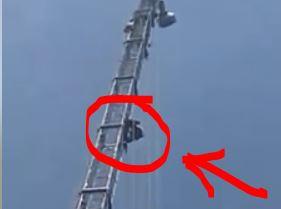Info Dari Kediri , Tak Naik Kelas Siswa SMP Panjat Tower 42 Meter Mau Bunuh Diri