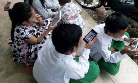 Miris!! Permainan Kids Zaman Now Berimbas Pada Pendidikan Anak-anak