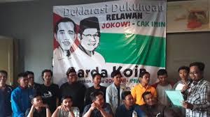 Cak Imin Jadi Cawapresnya Jokowi , PBNU Akan Dukung Pasangan  Ini