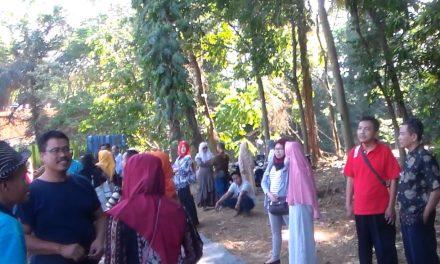 Obyek Wisata Sendhang Kamulyan  Gemulung Jepara  Di Renovasi Total