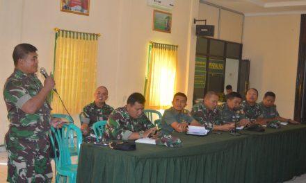 Kodim 0716/Demak  Ikut , Pecahkan Rekor Muri Tari Gemu Famire di HUT TNI ke 73