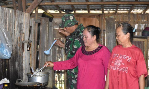 Ini Lho Tugas Ibu Ibu ,  di Ajang TMMD Sengkuyung II 2018 Desa Kobonsari Demak