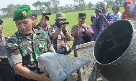 TMMD SKY II 2018 Di Desa Kebonsari ,  Wujud Sinergitas Dan Solidaritas Aparat Negara