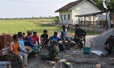 TMMD Mendekatkan Tentara Dengan warga Masyarakat