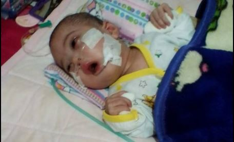 Muhammad Abdul Basit Butuh Donasi Untuk Kesembuhan Penyakitnya