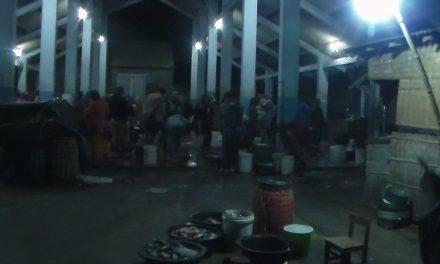 Pasar Ikan , Pasar Baru Kedungmutih Demak , Jam 03.00 Mulai Transaksi