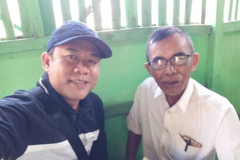 Mbah Soekat dari Jepara ,  Usia Senja Tak  Jadi Halangan Untuk Tetap Menulis