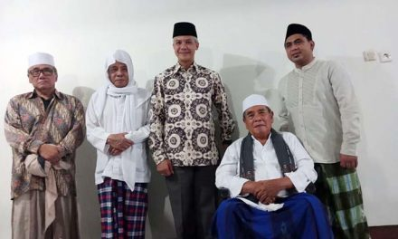 Selamat !!! Pasangan Ganjar – Taj Yasin Menangi Pilgub/Wagub Jateng Peroleh 58.78 Persen