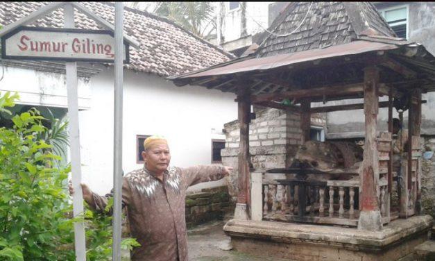 Unik !!!! Sumur Giling Bersejarah  Di Desa Sendang Dhuwur Paciran Lamongan