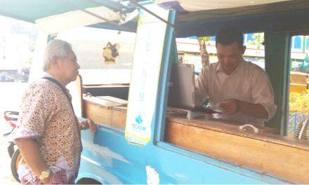 Yuk Wirausaha !!!  Mas Ridwan , Tekuni Jasa Pembayaran Online Resepnya Ramah Layani pelanggan
