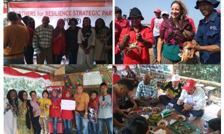 Palang Merah  Tiga Negara Sahabat , Studi Banding Ke Ekowisata Reduksi Kedungmutih Demak